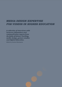 "Cover ""Media Design Exptertise"""